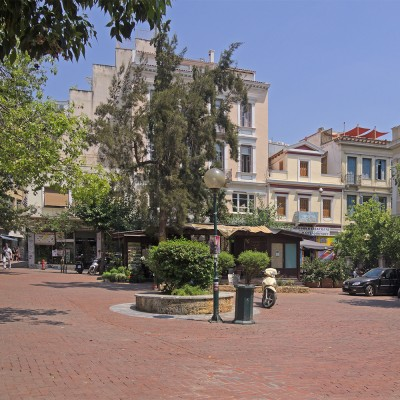 Agias Eirinis square - smart hotel athens
