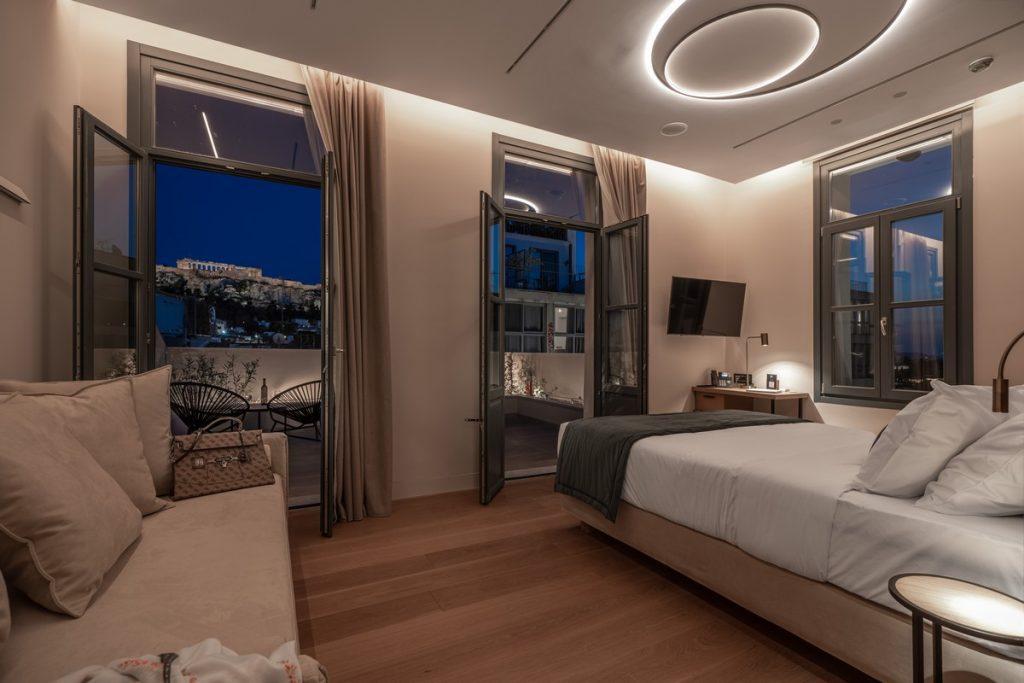 Suite Acropolis View